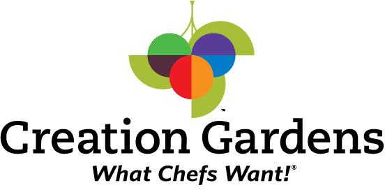 Creation Gardens logo