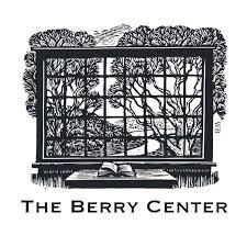 the berry center logo