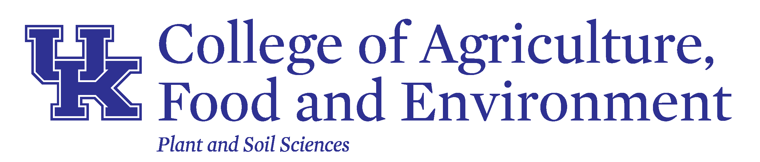 Department of Plant and Soil Sciences logo